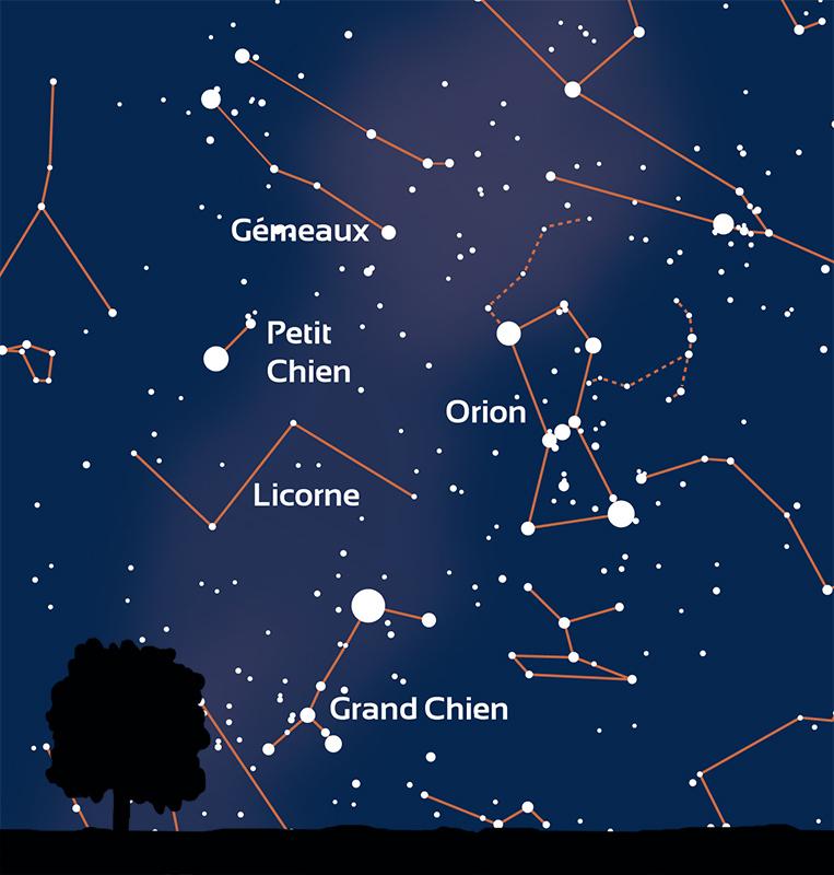 la carte du ciel carte du ciel   Stelvision