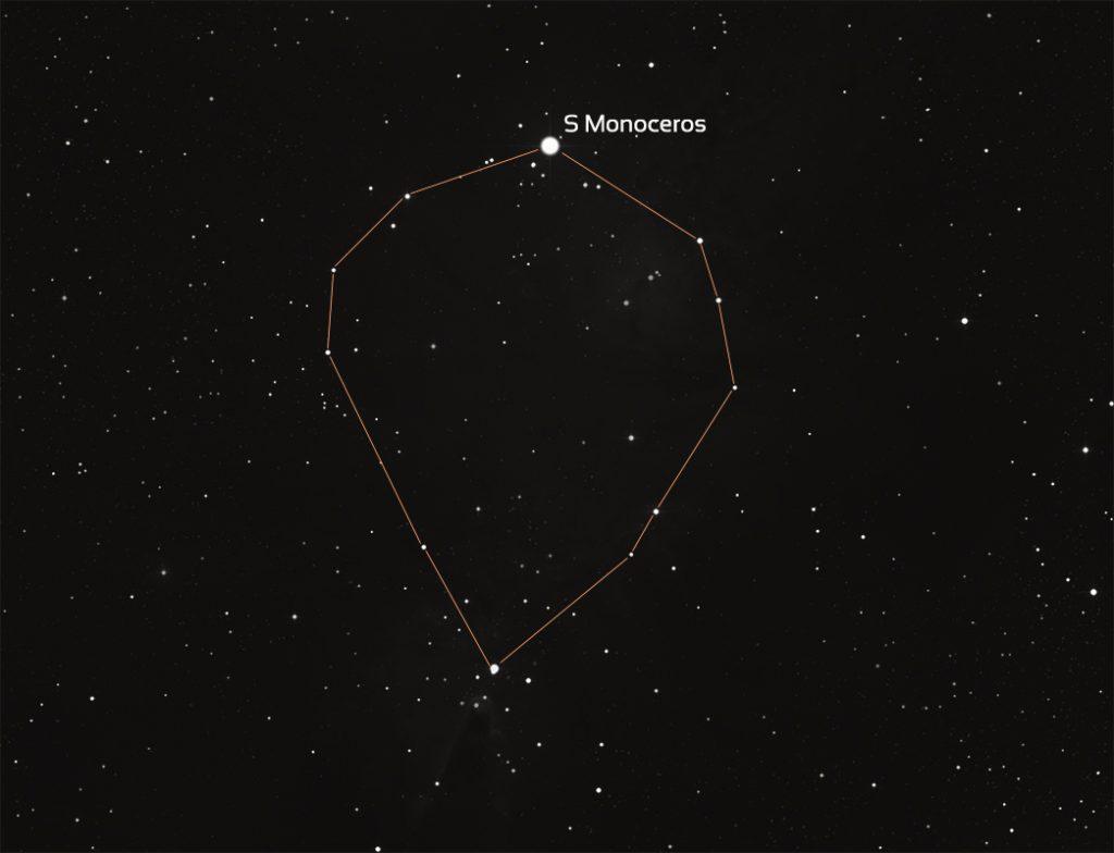 Représentation de NGC2264