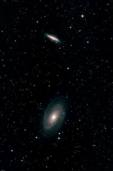 photo M81 M82