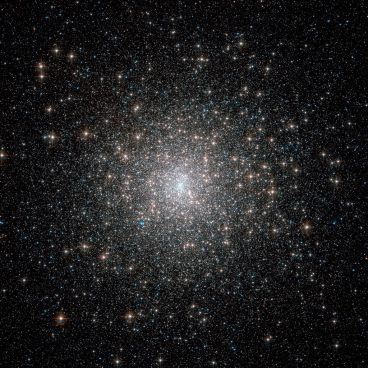 Image de l'amas globulaire M15