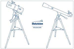 illustration gamme STELESCOPE