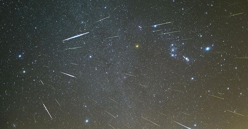 Des étoiles Filantes Toute Lannée