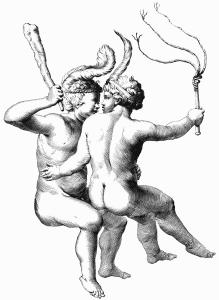 Figure mythologique des Gémeaux