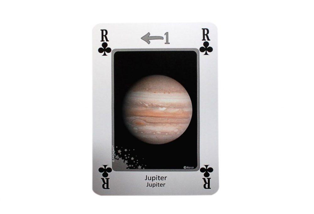 Carte Jupiter Memosky