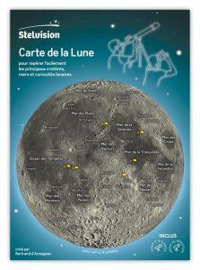 Couverture de la Carte de la Lune