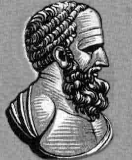 Portrait d'Hipparque