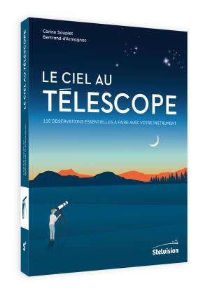couverture livre Le Ciel au télescope