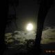 Début d'éclipse lunaire en Juillet