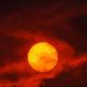 Transit de Mercure - 11 novembre 2019 sous les nuages