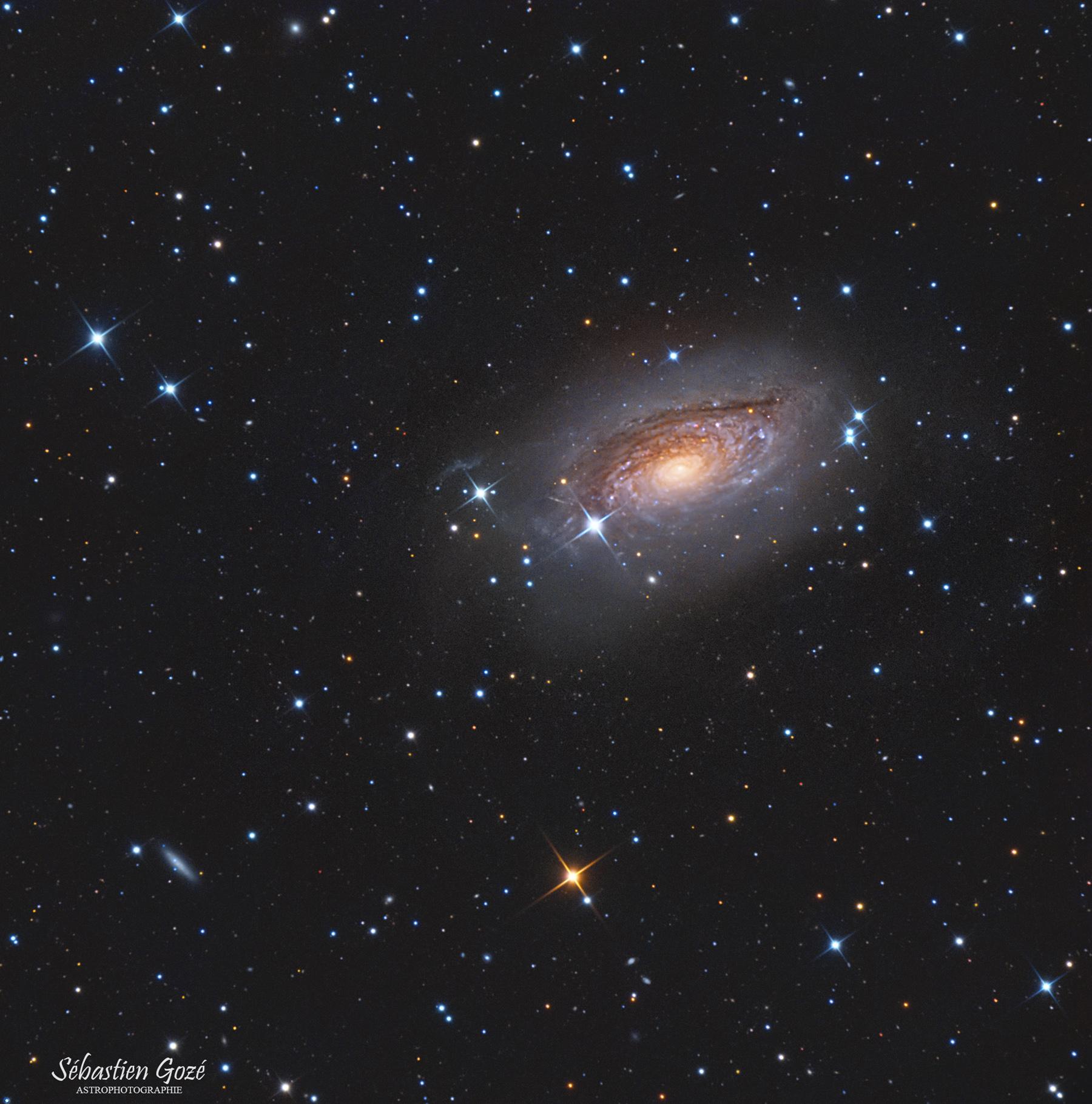 La galaxie du tournesol - M63