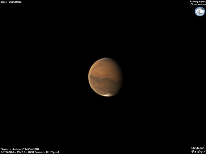 Photo Mars 20200802