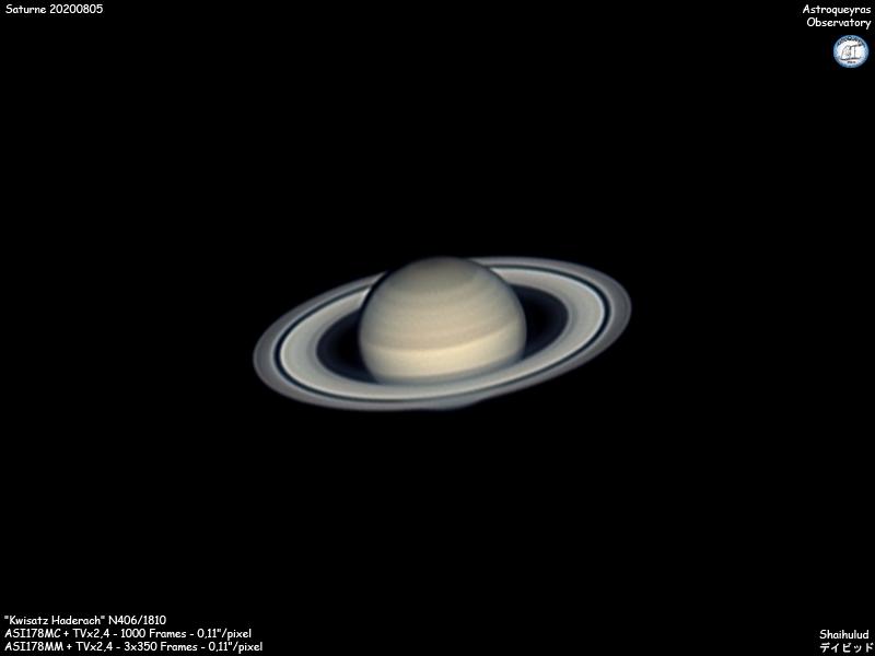 Saturne 20200805