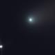 NEOWISE croisant Talitha Australis