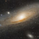 M31 - La grande Galaxie d'Andromède