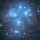 Messier 45 les Pleiades