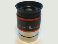 Oculaire grand champ UW 15 mm