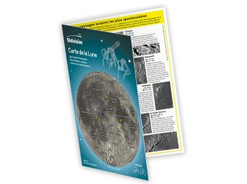 Carte de la Lune Stelvision