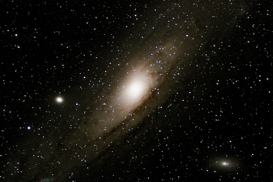 M31 Galaxie d`Andromède