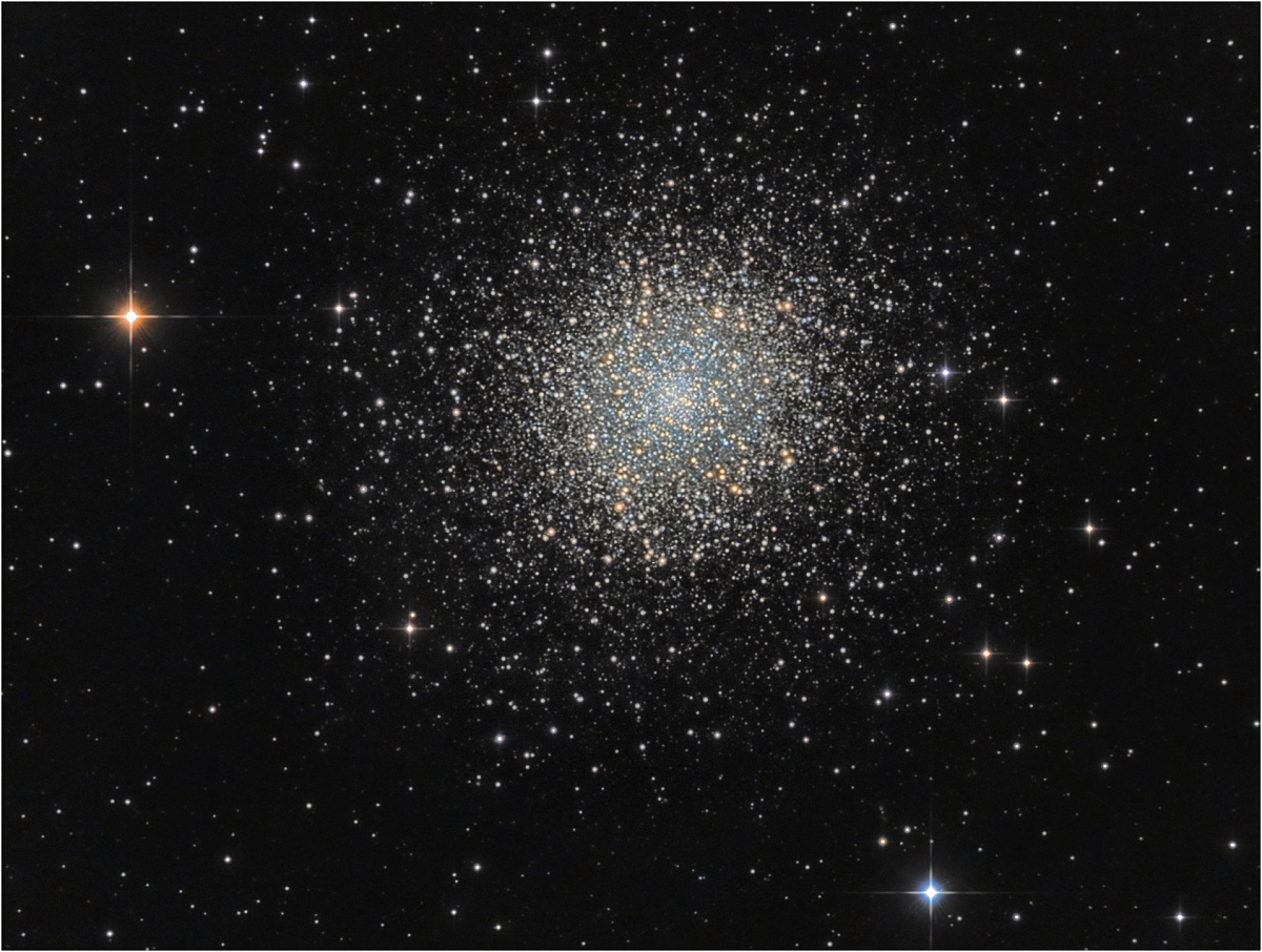 M13  Constellation de Hercule