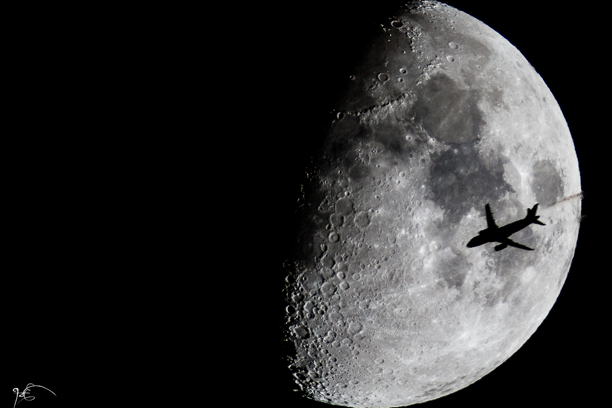 Fly me to the moon...