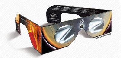 lunettes éclipses