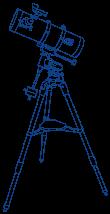 illustration télescope